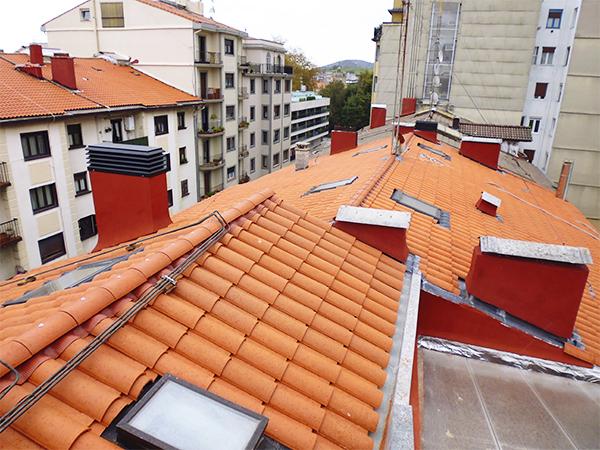 Empresa de renovación de tejados