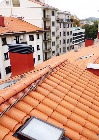 Empresa de renovación de tejados en Gipuzkoa