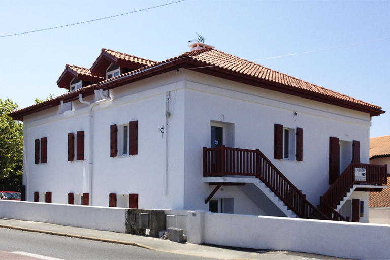Rehabilitación de fachada y tejado
