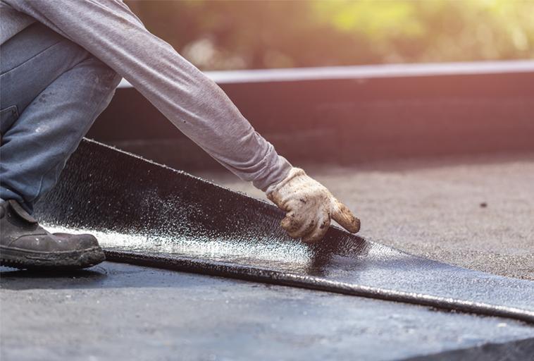 Impermeabilización de suelos, fachadas y tejados